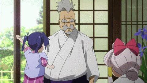 ゆまちん💢 #matoi_anime