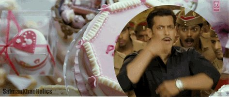 Happy birthday in advance sir....  18 days left for my superstar Salman Khan\s Birthday.. I\m super excited