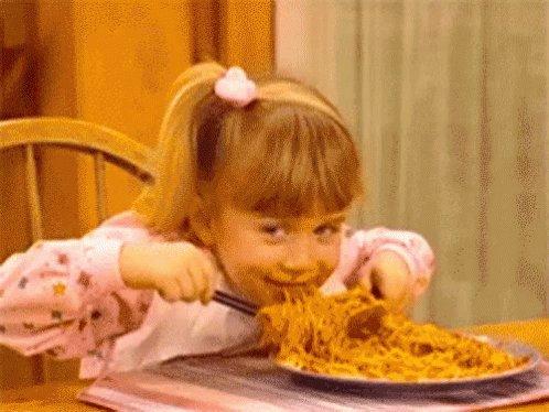 And I fed him spaghetti! @WalkingDead_AMC #TheWalkingDead https://t.co/aITFEY5Yil
