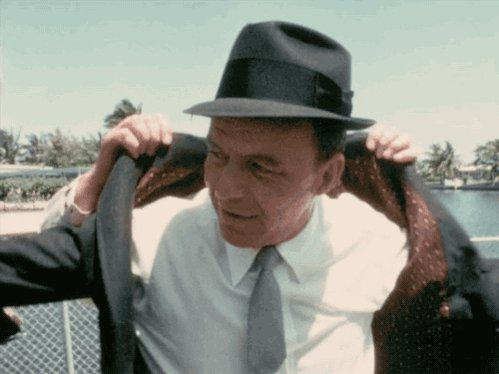 Remembering Frank Sinatra on what would have been his 101st birthday! https://t.co/HPrKgLG56s https://t.co/JJFFrCmBmc