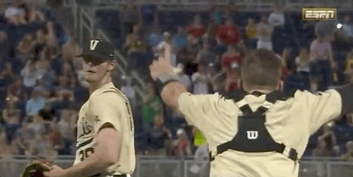 Championship EARNED   #CWS | @VandyBoys https://t.co/ESB08s3w1Q