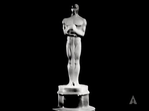 How the Oscar got its name