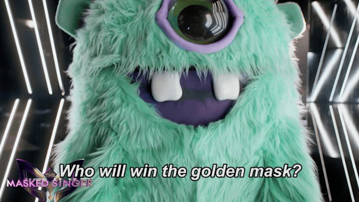 RT @MaskedSingerFOX: Who do YOU think it'll be? ???? #TheMaskedSinger https://t.co/AvPOB2a52P