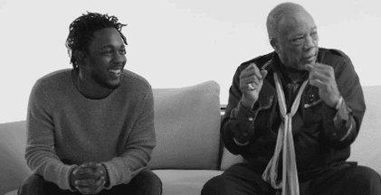 Happy Birthday to the legendary Quincy Jones.
