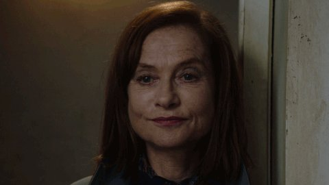 Happy Birthday, Isabelle Huppert. We re crazy for you.