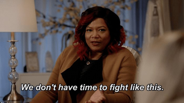 They should be using all that fight for their careers, not each other! #STAR https://t.co/XpjY2qAHKC