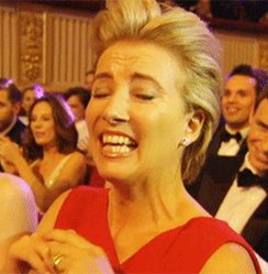 "Happy BIRTHDAY Emma Thompson darn i f*ckin* love ya (""heavy brit accent\"")"
