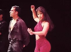 Happy birthday to Selena Quintanilla-Perez. Forever in love with this woman.