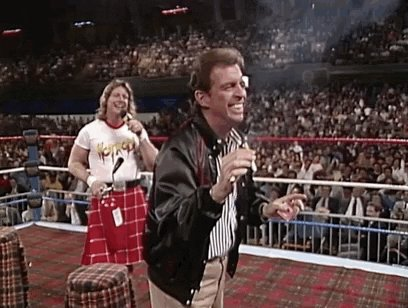 Happy birthday to the legend, Rowdy Roddy Piper! Drop your favorite Roddy moment below!