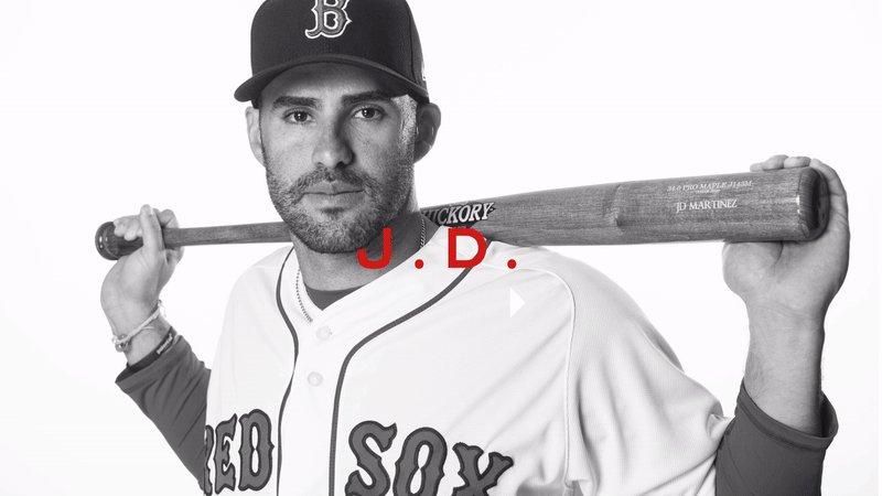 J.D.'s turn!  #RedSox lead 4-2 https://t.co/5Nbd5nAEzB
