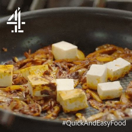 Throw a s'paneer in the works! (Sorry, not sorry) #QuickAndEasyFood https://t.co/0MbRcU0s35