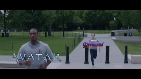 RT @ManaByte: #AvengersEndgame has passed up Avatar's domestic box office. Next up is the worldwide total. https://t.co/SRW3YXDkPz