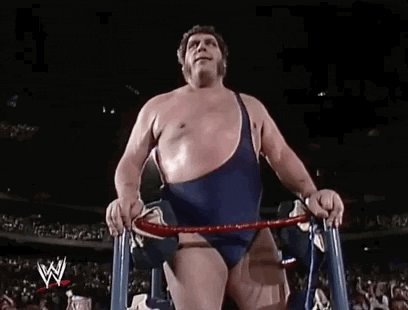 Happy Birthday to Andre The Giant who would have been 73 today!