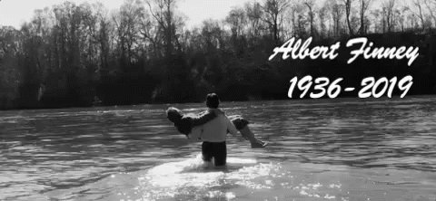 Happy Birthday Albert Finney