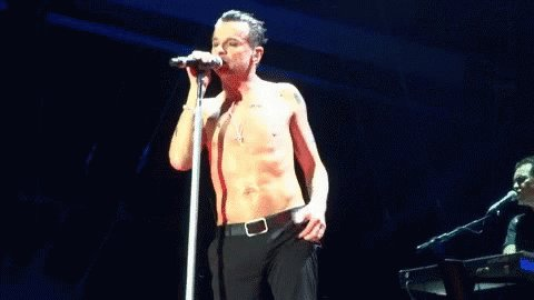 Happy 57th Birthday DAVE GAHAN