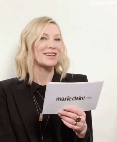 Happy birthday to the legendary cate blanchett