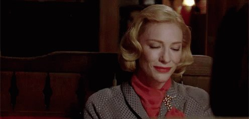 Happy 50th birthday to one of the greatest living actors. Still crushing hard on Cate Blanchett.