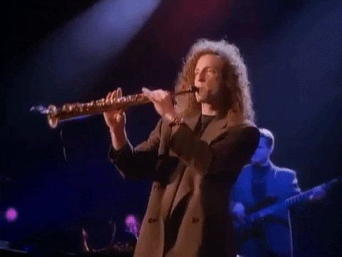 Happy birthday - fellow MaybBaby  , enjoy the day! Here\s a silent Kenny G for you...