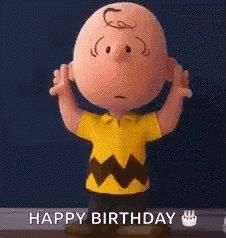 Happy Birthday Sir Andrew!