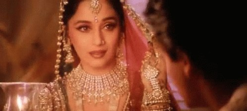 Happy birthday to the Queen aka Madhuri Dixit Nene