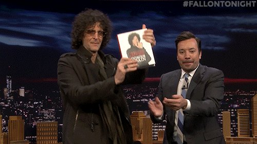 RT @FallonTonight: .@HowardStern & Jimmy talk with the crowd from a Times Square billboard https://t.co/JaSqTkQnG2 https://t.co/ilrWmbWnve