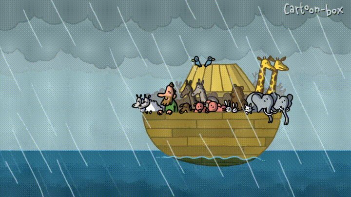 Divine irony: Owners of Noah's Ark replica 'museum' sue insurers… for rain damage