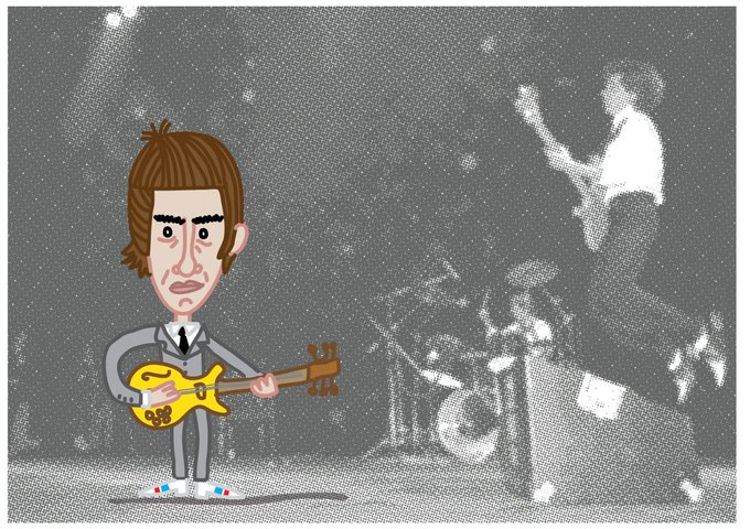 And while I\m at it - Happy 61st birthday Paul Weller
