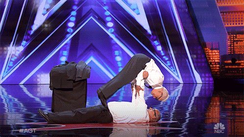 #goals me and D when I'm 84 ????????⬇️#agt https://t.co/PZxUp2qMyT