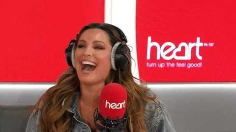RT @thisisheart: Belly laughs = the best feeling @IAMKELLYBROOK  ???????????? https://t.co/21JNWHeh6n