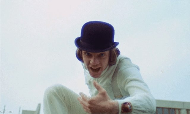 Malcolm McDowell is 76 today, Happy Birthday Malcolm