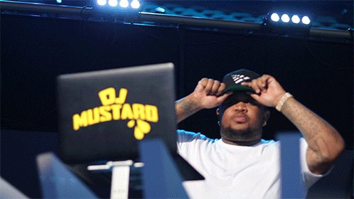 Happy Late Birthday DJ Mustard