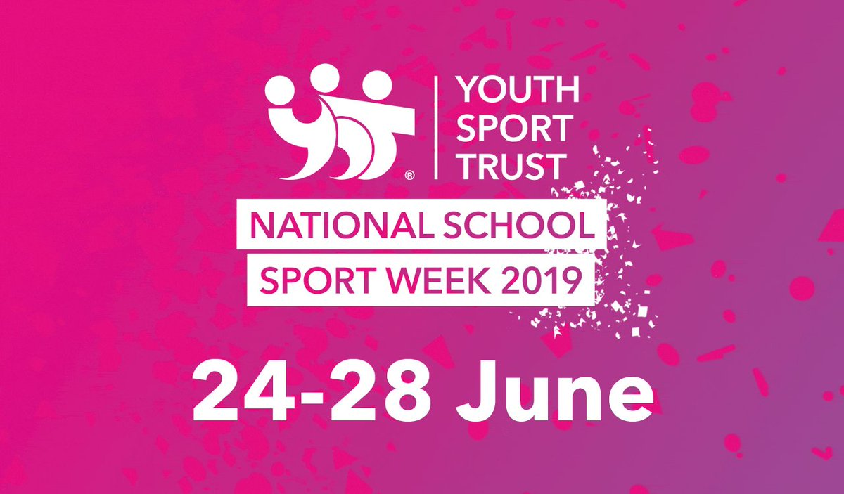 RT @southseftonssp: It's #NationalSchoolSportWeek  This year the focus is on 5 ways to Wellbeing and the hugely positive impact PE & school sport can have on the wellbeing of young people. Lots of exciting events taking place in our schools. Have fun! @YouthSportTrust #NSSW