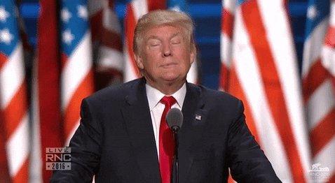 Happy Birthday, Donald Trump! De president is jarig. Hij is nu 73.
