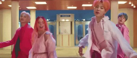 """Luv @BTS_twt and @halsey killin' the game on """"Boy With Luv?"""" 💗 Retweet this and it could take home the #TeenChoice surfboard for #ChoiceCollaboration. https://t.co/7ptBzJWG8W"""