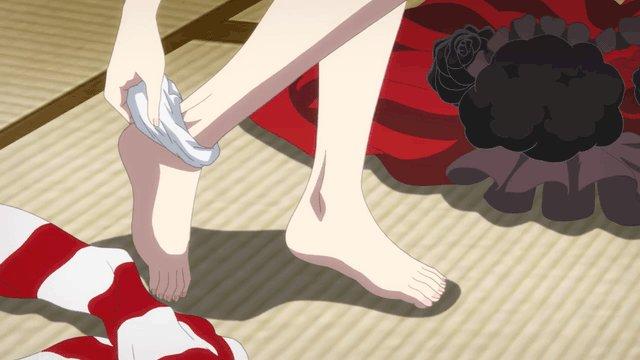 ショートアニメでもこの演技するエロアニメすこ『sin 七つの大罪』ショートアニメ「懺悔録」#6「私、慎ましいんです。