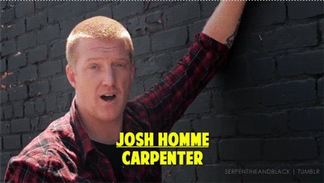 Happy Birthday Josh Homme