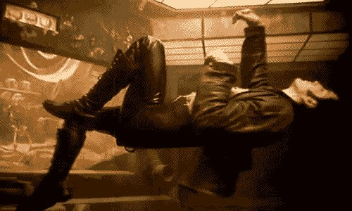 "Bump 1 - \""Closer\"" Nine Inch Nails. Happy Birthday Trent Reznor! Born May 17th, 1965."