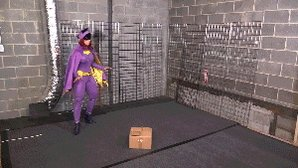 """The Tickling Joke""-adSAAnJuXQ #Superheroine #TickleFetish #Bondage #Batgirl #DamselinDistress"