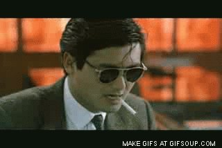 Happy birthday Chow Yun Fat. Whoever you are, he\s cooler than you.