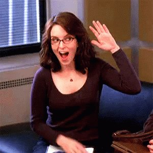 Wishing a very happy birthday to Tina Fey!