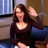 Happy birthday to the lovely Tina Fey!