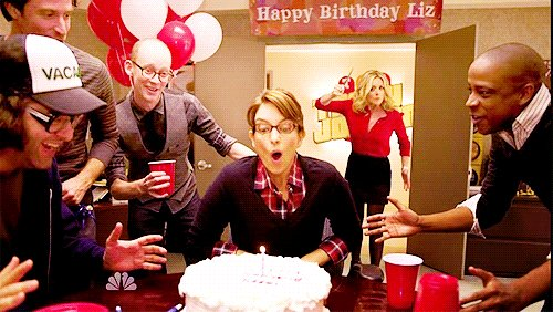 Happy Birthday to the goddess Tina Fey.