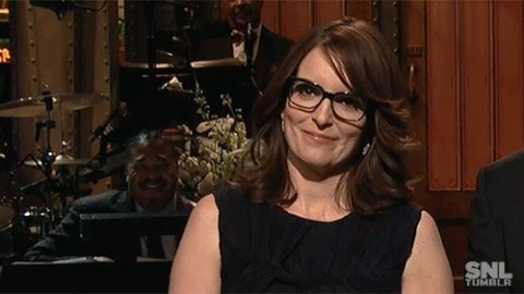 Happy birthday, Tina Fey!