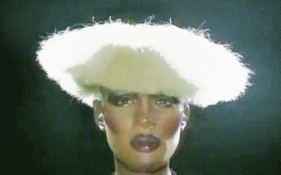 Happy Birthday to the icon Grace Jones!