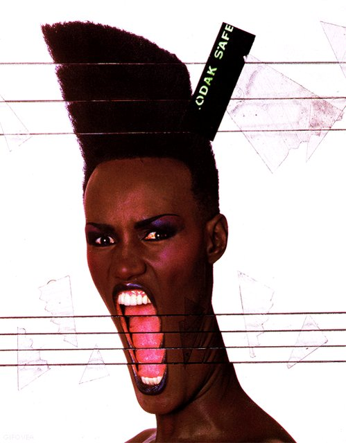 Age ain\t nothing but a number for a legend like Grace Jones. Happy Birthday Queen!