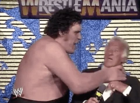 Happy Birthday to the Eigth Wonder of the World, a legend, André the Giant!