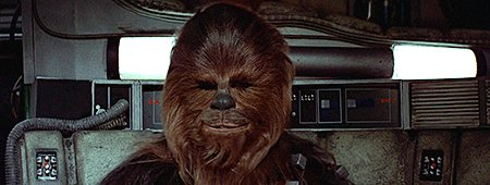 Happy Birthday to Peter Mayhew, my favorite wookie!!