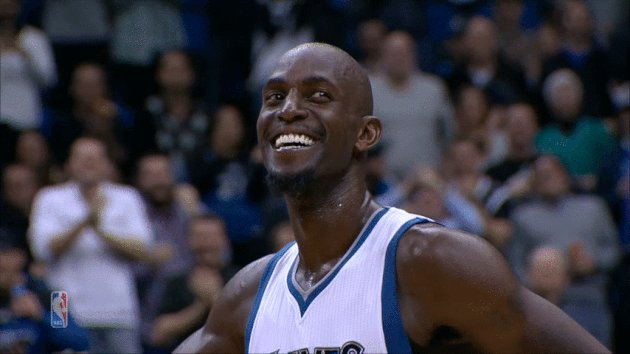 Happy Birthday to Kevin Garnett! It is because of him that I fell in love with the game of Basketball