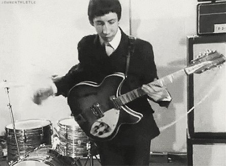 A very happy birthday to the amazing Pete Townshend!
