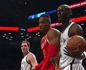 Happy Birthday Kevin Garnett! if you know KG could totally beat other birthday boy Bill Laimbeer\s ass